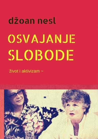 Džoan Nesl OSVAJANJE SLOBODE - cover-min