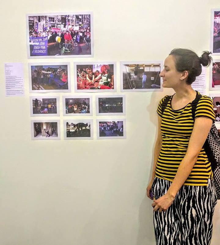 Izložba - predstavljanje rada RŽF