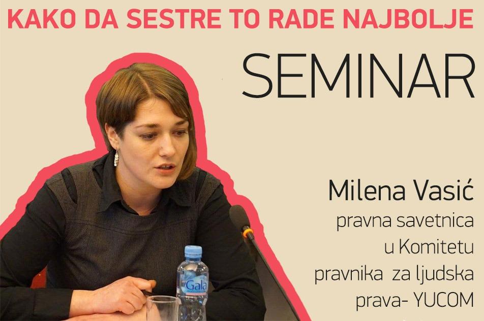 seminar milena