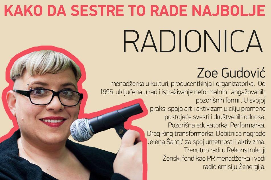RADIONICA Zoe